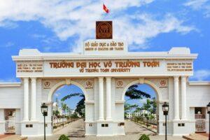 Trường Đại học Võ Trường Toản (VTTU)